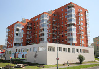 Novostavba Vivus Kamýk prodej bytů Praha 4 - Kamýk