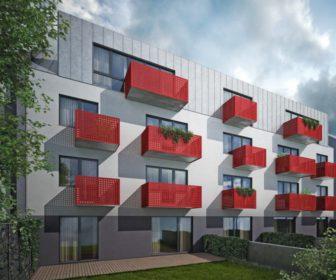 Novostavba Bydlení Liboc prodej bytů Praha 6 - Liboc