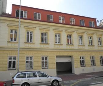 Novostavba Rezidence U Lva prodej bytů Praha 5 - Košíře