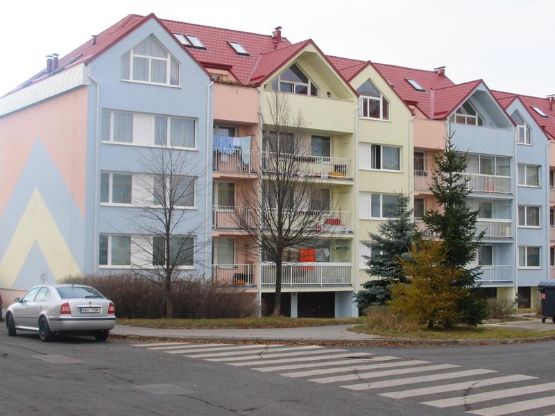 Bytové nástavby Rohožník