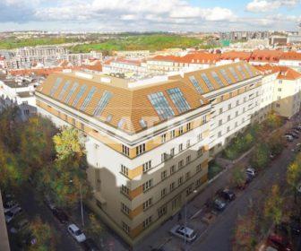 Novostavba Rezidence Lucemburská prodej bytů Praha 3 - Žižkov