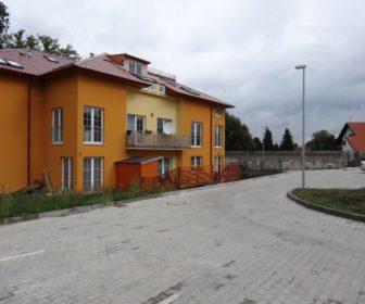 Novostavba Rezidence Újezd prodej bytů Praha 4 - Újezd
