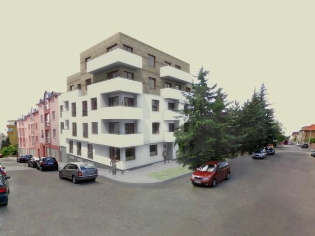Novostavba Viladům Třešňovka prodej bytů Praha 8 - Kobylisy