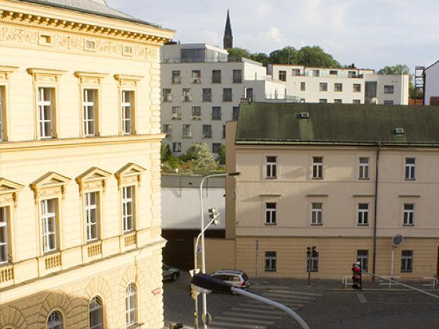 Novostavba Byty Vyšehradská (Benti) prodej bytů Praha 2 - Nové Město