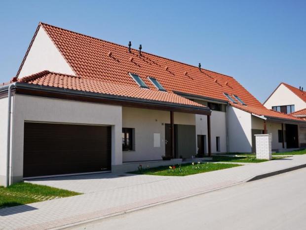 Novostavba Domy Lidice prodej bytů Praha-západ - Lidice