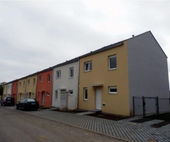 Novostavba Domy Rudná - Drahelčice prodej bytů Praha-západ - Drahelčice