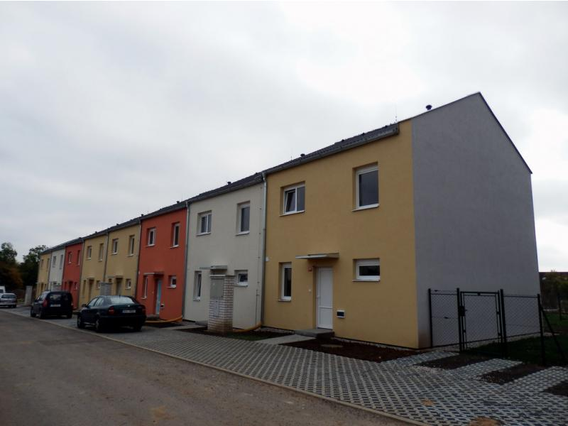 Domy Rudná - Drahelčice