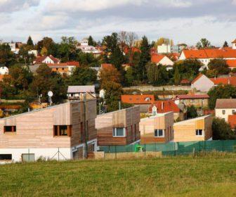 Novostavba Jílové Výhledy prodej bytů Praha-západ - Jílové u Prahy