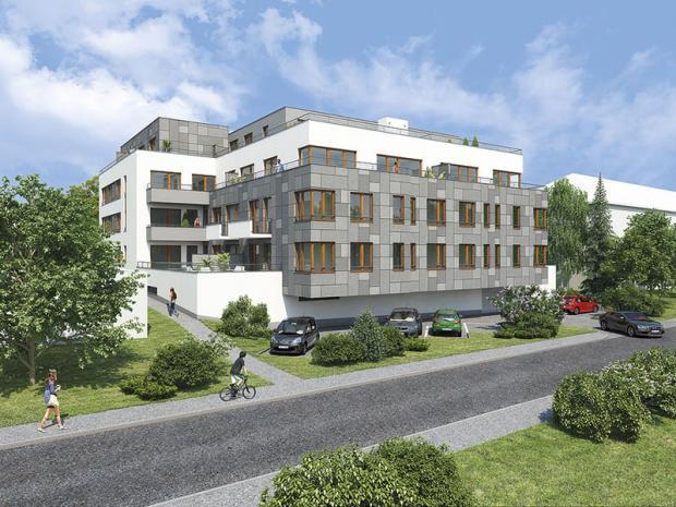 Novostavba Rezidence Bělohorská prodej bytů Praha 6 - Břevnov