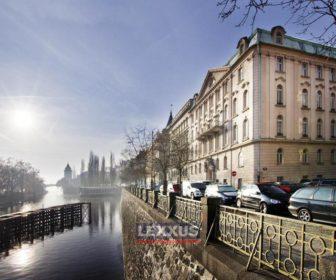 Novostavba Rezidence Janáčkovo nábřeží prodej bytů Praha 5 - Malá Strana