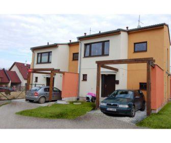 Novostavba Rodinné domy Chýně prodej bytů Praha-západ - Chýně