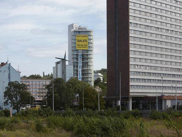 Novostavba Rezidence Sluneční Věž prodej bytů Praha 8 - Karlín
