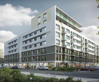 Novostavba Smart Byty prodej bytů Praha 5 - Nové Butovice