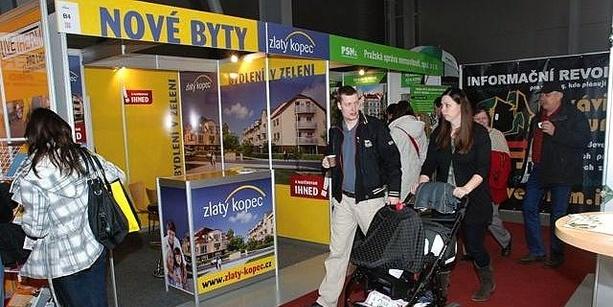 Najděte si svůj nový domov na výstavě BYDLENÍ, nové projekty