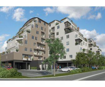 Novostavba Zelený park Klecany prodej bytů Praha-východ - Klecany