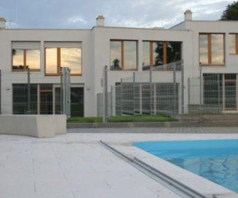 Novostavba Rodinné domy Lipence prodej bytů Praha 5 - Lipence