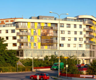 Novostavba Jinonická Vyhlídka prodej bytů Praha 5 - Jinonice