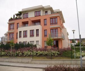 Nove byty Milíčovský háj