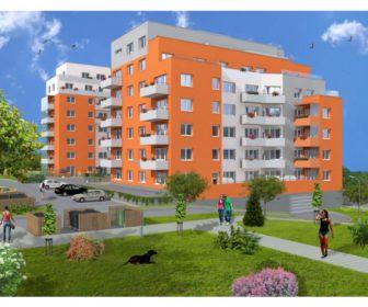 Novostavba Nové Měcholupy VI prodej bytů Praha 10 - Horní Měcholupy