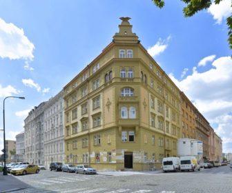 Novostavba Rezidence Trojická prodej bytů Praha 2 - Nové Město