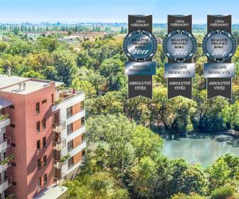 Novostavba Čakovický park prodej bytů Praha 9 - Čakovice