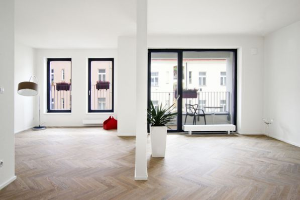 Zahájení kolaudace designových bytů z projektu Byty Vítkov