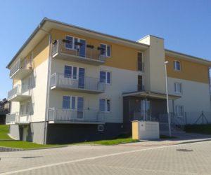 Novostavba Nové Byty Kyje prodej bytů Praha 9 - Kyje