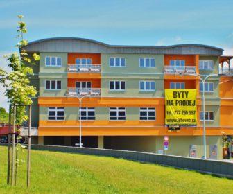 Novostavba Rezidence Lehovec prodej bytů Praha 9 - Lehovec