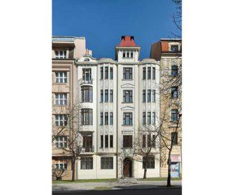 Novostavba Rezidence Letná prodej bytů Praha 7 - Bubeneč