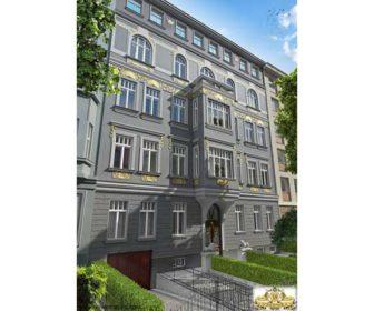 Novostavba Rezidence Londýnská prodej bytů Praha 2 - Vinohrady