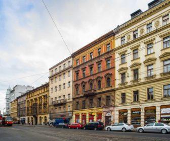 Novostavba Rezidence Poříčí prodej bytů Praha 1 - Nové Město
