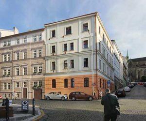 Novostavba Rezidence Štítného 28 prodej bytů Praha 3 - Žižkov