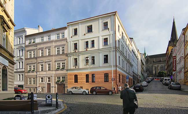 Rezidence Štítného 28