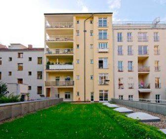 Novostavba Rezidence Stromovka prodej bytů Praha 7 - Letná