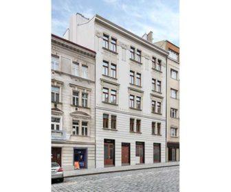 Novostavba Rezidence u Pekaře prodej bytů Praha 2 - Vyšehrad