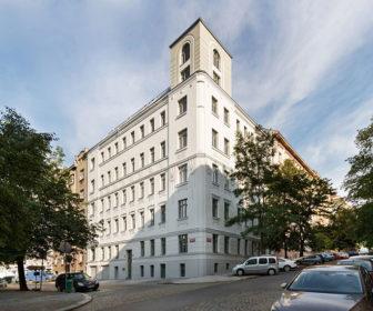 Novostavba Rezidence Vinohrad prodej bytů Praha 3 - Žižkov