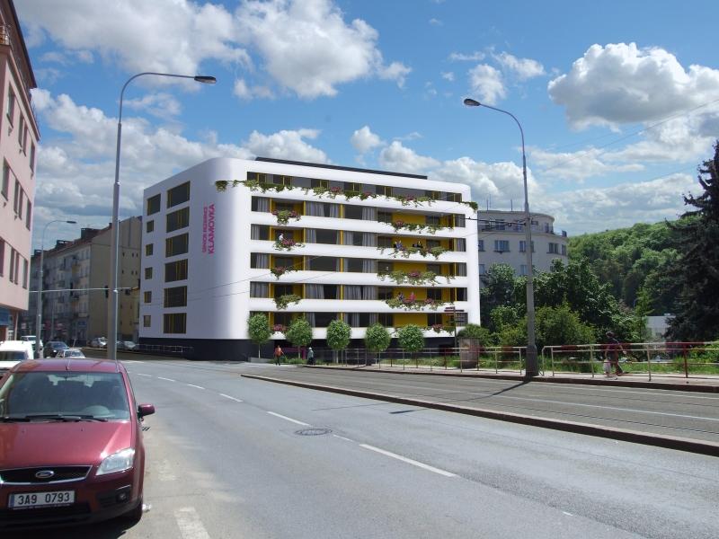 Senior rezidence Klamovka