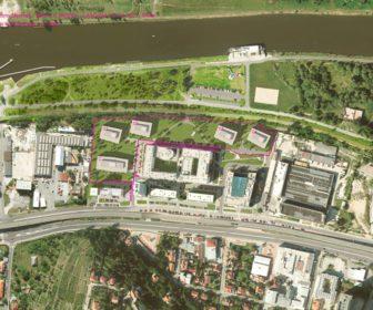 Novostavba BelariePark II prodej bytů Praha 4 - Modřany