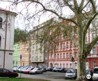 Novostavba Byty Peckova prodej bytů Praha 8 - Karlín