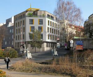 Novostavba Byty Veleslavínská prodej bytů Praha 6 - Veleslavín