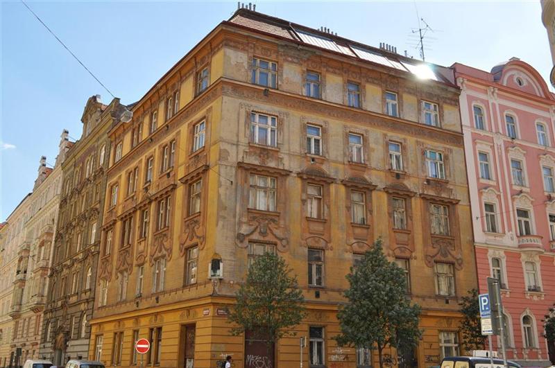 Bytový dům Šimáčkova
