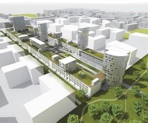Novostavba Žižkov City prodej bytů Praha 3 - Žižkov