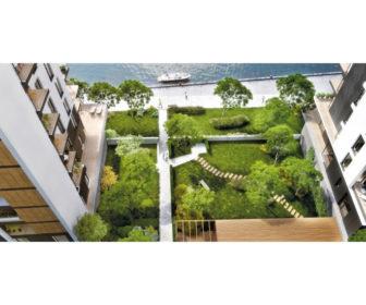 Novostavba Marina Island prodej bytů Praha 7 - Holešovice