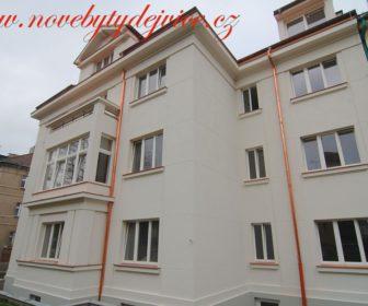 Novostavba Nové byty Dejvice prodej bytů Praha 6 - Dejvice
