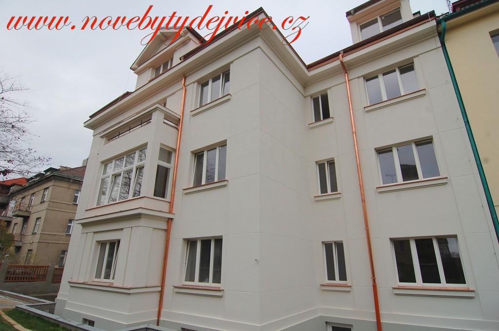 Nové byty Dejvice