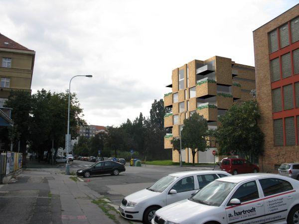 Praha 7 – Polyfunkční objekt Václav na Ortenově náměstí stát nebude