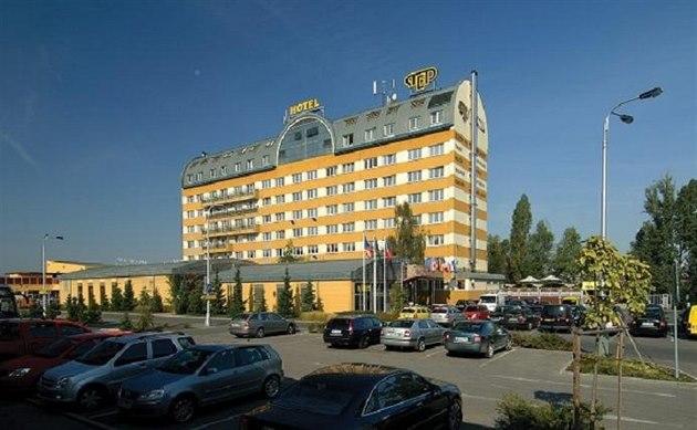 Praha 8 - Libeň - Vedle hotelu Step vyroste šestipodlažní novostavba