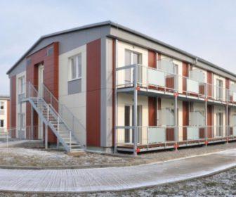 Novostavba Rezidence Magnolie prodej bytů Středočeský kraj - Libiš