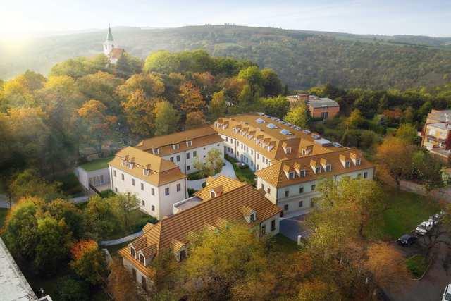 Praha 6 - Skanska chce v místě Hendlova dvora v Dejvicích postavit 29 luxusních bytů