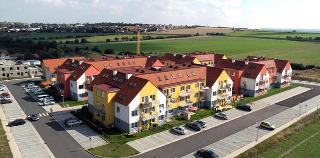Praha - BEMETT chce v letošním roce postavit 200 nových bytů za 400 mil. Kč